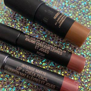 20pc NUDESTIX pencils moisturizer foundation peel